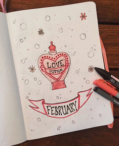 February 2019 - wanted to try something different; not totally crazy about how it turned out, but I'm glad I tried it