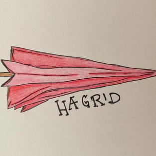 Hagrid's Umbrella, 2019