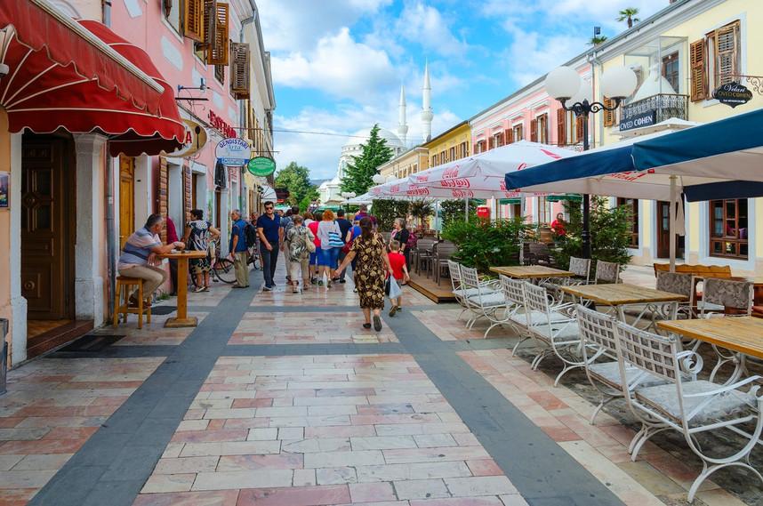 Promenade, Shkodër