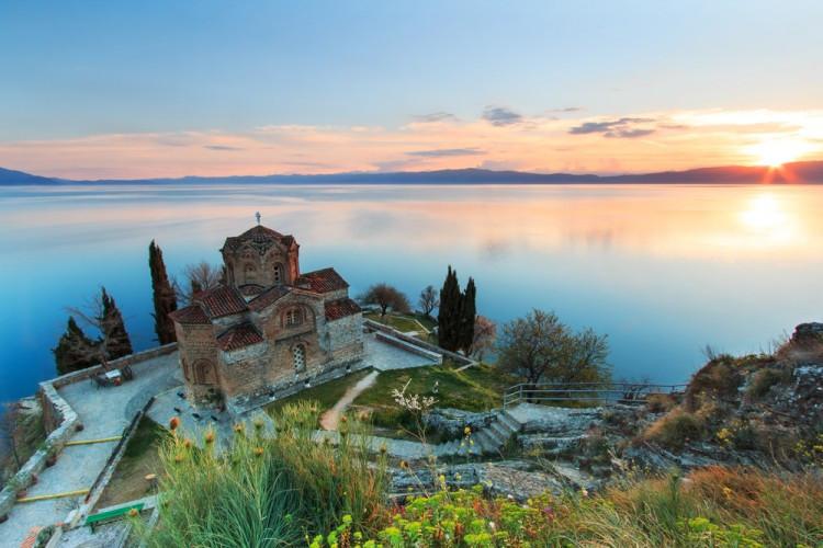 Lake Ohrid, Pogradec