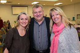 Councillors Grace Simon, Bob Kwapis & Ja