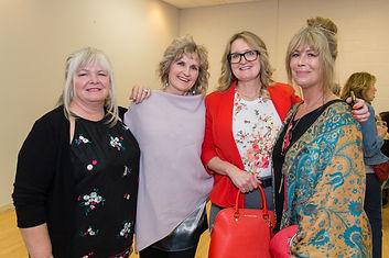 Tina, Fiona, Karin & Sheline - Photo by