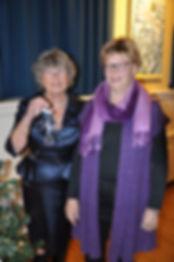 Mrs. Hempen & Brenda - friends for 27 ye