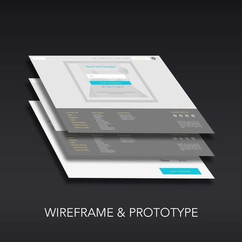 Passphere Wireframe