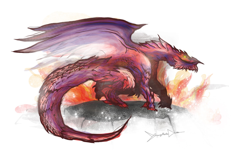 Dragon from The Hobbit