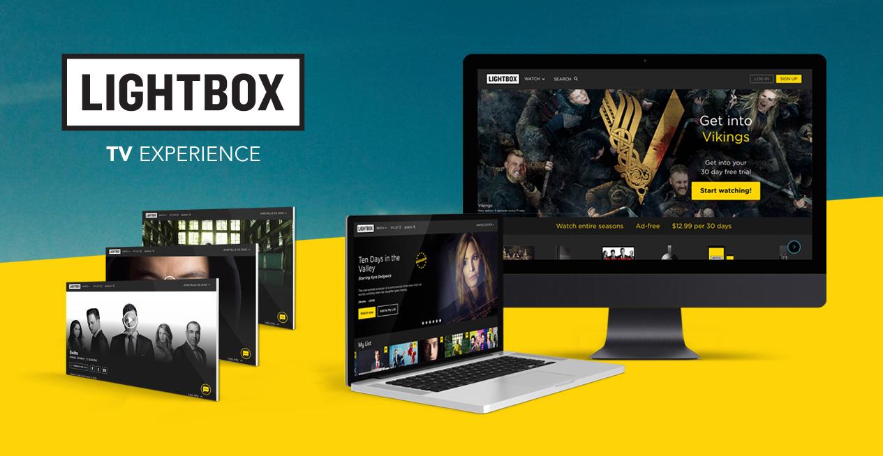 Lightbox TV Experience