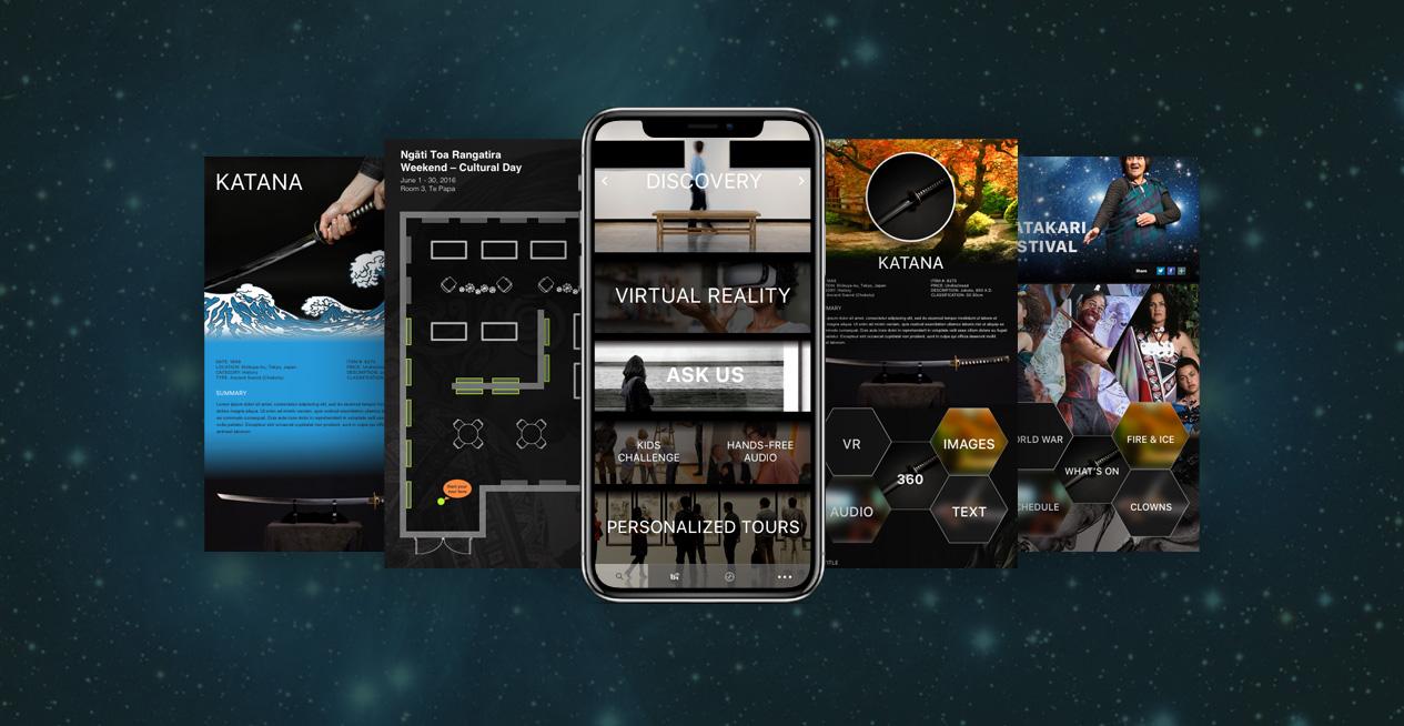 Indepth Mobile Interactive App