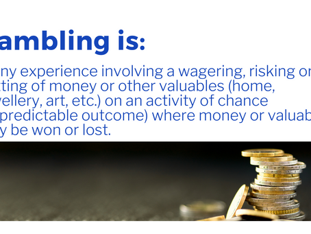 What Happens When Gambling Becomes a Concern?