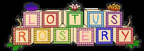 Lotus Rosery Logo