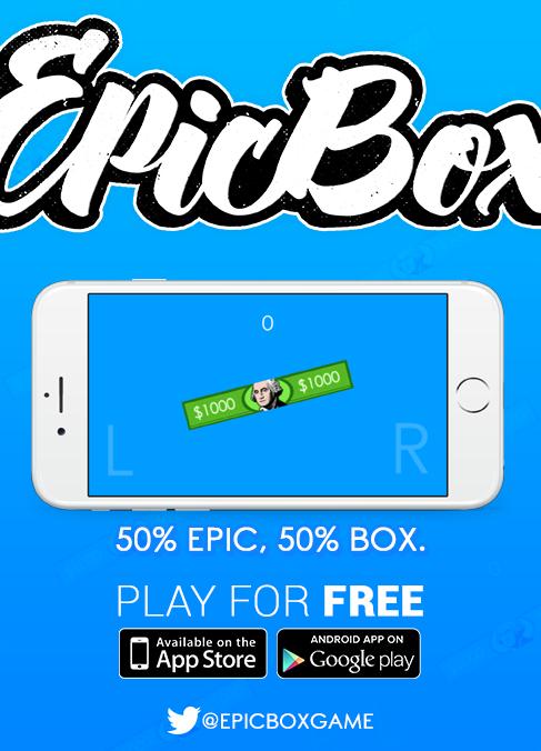Epic Box - Advertisement