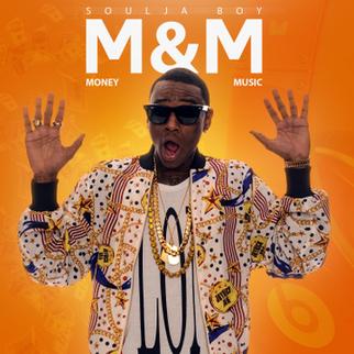 Soulja Boy - M&M | Cover Art