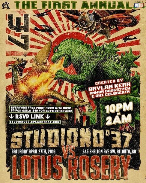 Studio37 vs Lotus Rosery