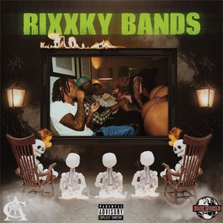 Rixxky Bands - Us | Cover Art