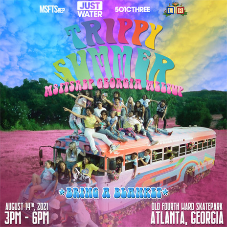 Trippy Summer Msfts Meetup 2021