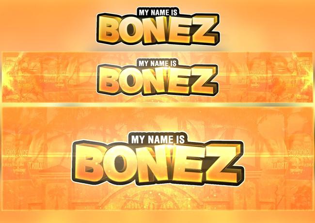 MyNameIsBonez - Branding