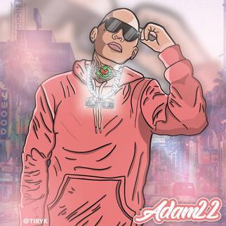 Adam22 No Jumper | Edit