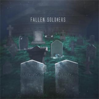 Kwesi Appiah - Fallen Soldiers | Cover Art