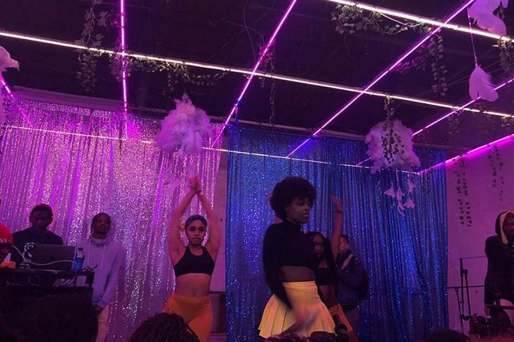 Kalenbree at Lotus Rosery - Underground Festival