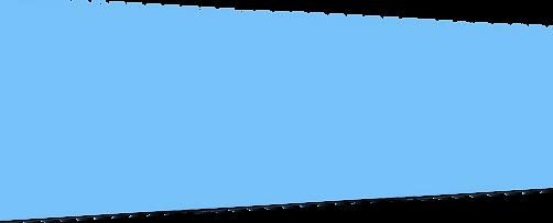 Light blue strip