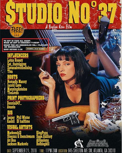 Studio37 - Pulp Fiction theme