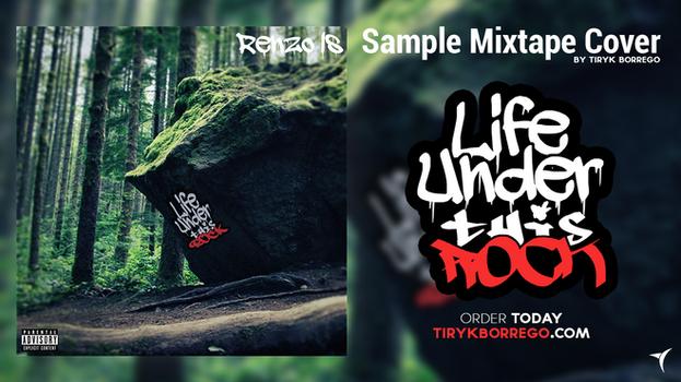 Sample Mixtape Cover