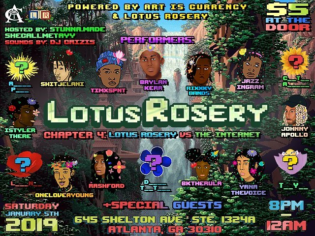 Lotus Rosery 4 - Lotus Rosery vs The Int