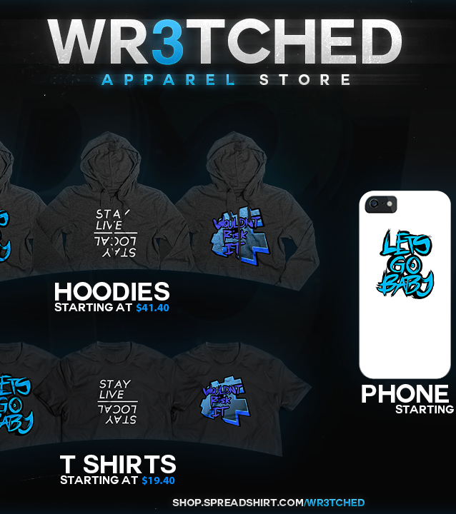Wr3tched - Apparel