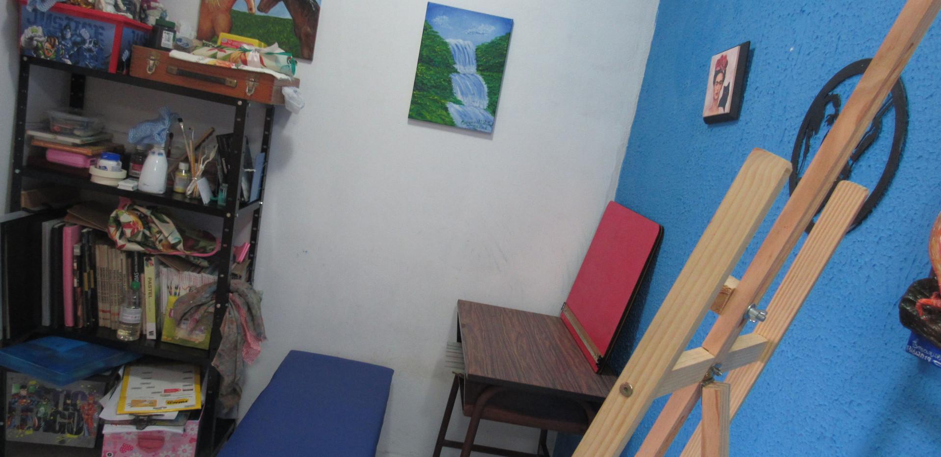 Pintura Sala - Casa da Musika
