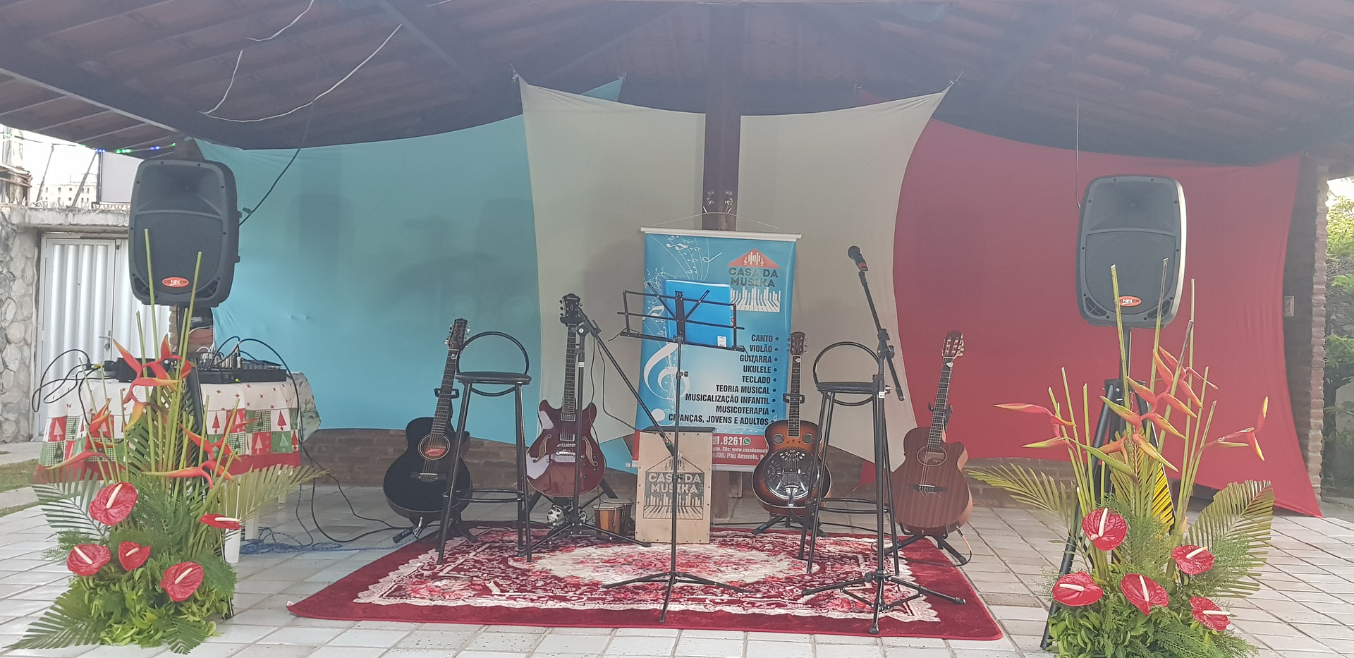 Palco - Casa da Musika