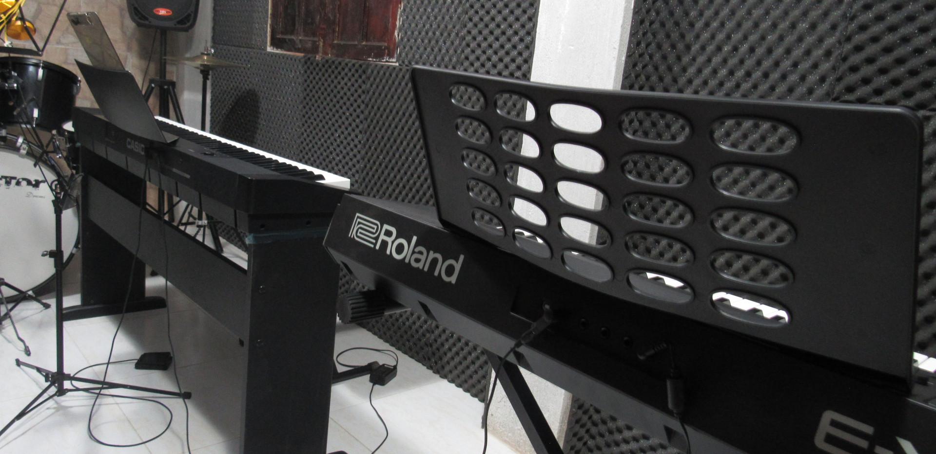 Teclados - Casa da Musika