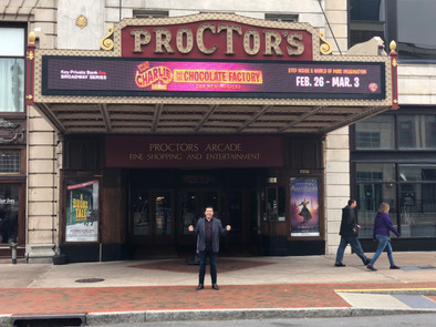Proctor's Theater (all 3 shows are mine!