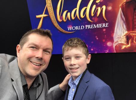 Aladdin Premiere Photos!
