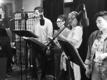 Lesli and Laura Sing Songs From LDIK In Quarantine (+cast recording candids)!