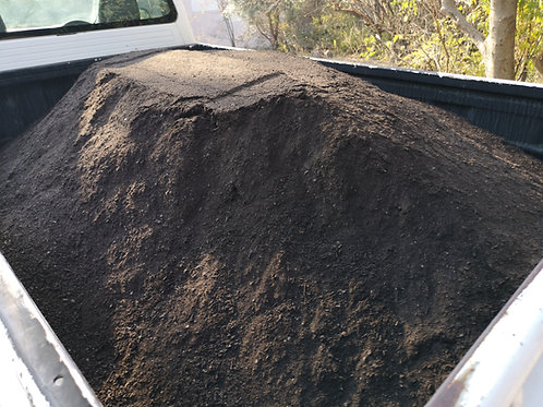 Fine Lawn Compost (delivery included)