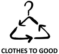 Clothes to good logo