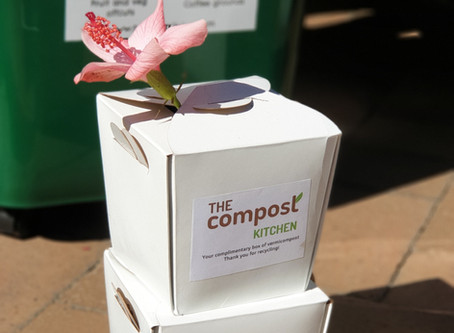 Community, Compost and the Cycles of Life