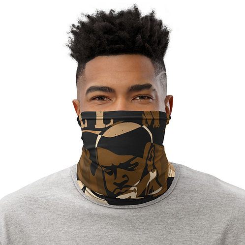 """""""BY ALL MEANS"""" Desert Cameo Neck Gaiter"""