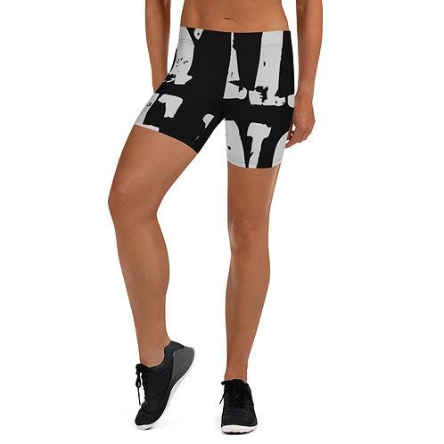 #BYALMEANS Compression Shorts