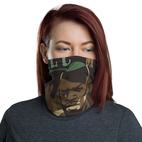"""BY ALL MEANS"" Army Fatigue Neck Gaiter"