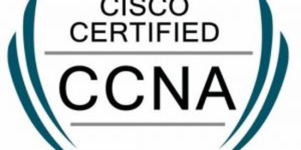 Online Instructor-Led Training: New CCNA 200-301   June 6,13,20,27, July 1