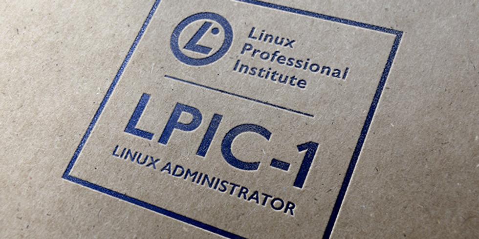 LPIC-1 Linux Administration (4 Saturdays)
