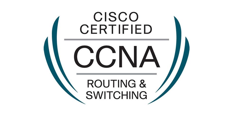 CCNA Slow Track | Sept. 9-13,16-20 (10 Days M-F)