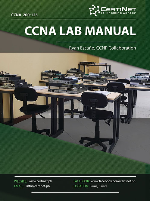 200-125 CCNA Lab Manual (Paperback)
