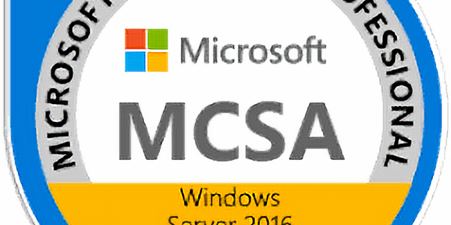MCSA | Windows Server 2016 Bootcamp (6 Saturdays)