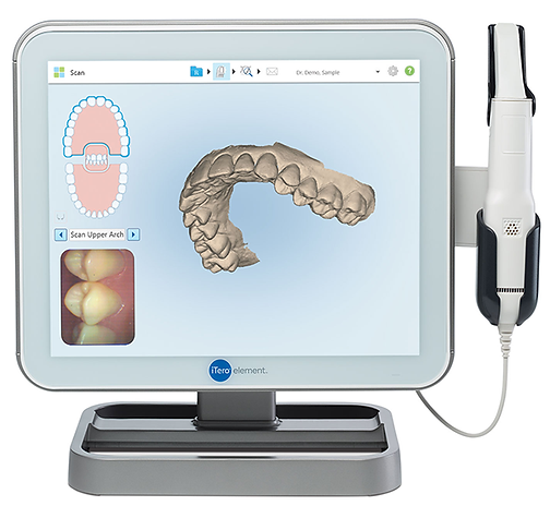 ITERO element scanner intraoral | Odontologia Miasiro.com