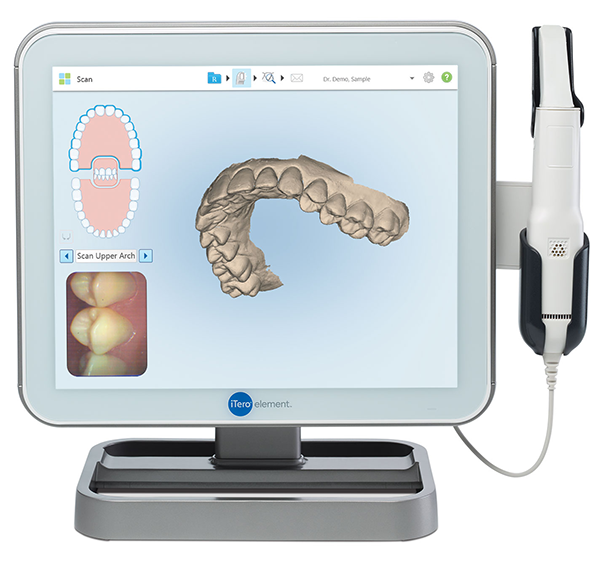 Escaner intra-oral/ Scanner Itero Element®