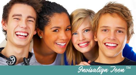 Invisalign* para adolescentes | Invisalign Teen* | tratamento em São Paulo