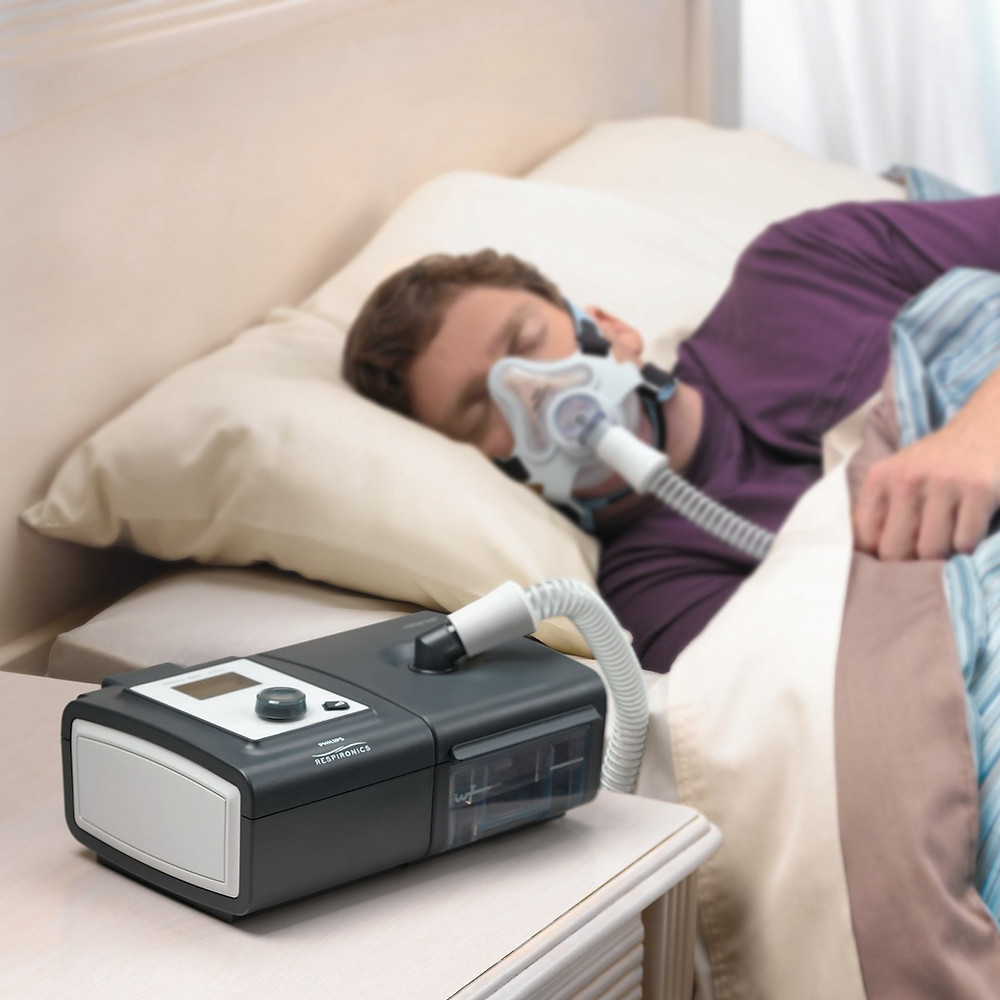 CPAP (fonte: Phillips Respironics )