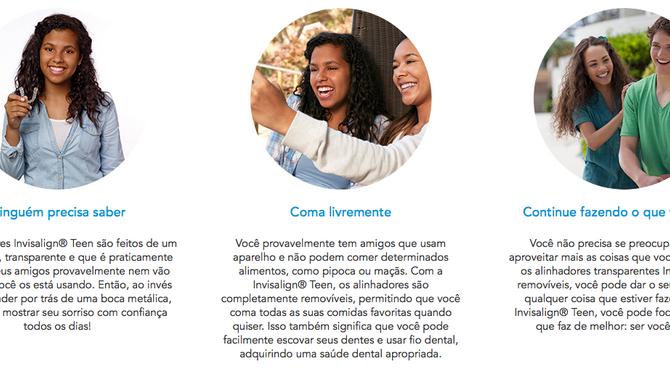 Tratamento Invisalign em São Paulo | adultos, adolescentes e crianças
