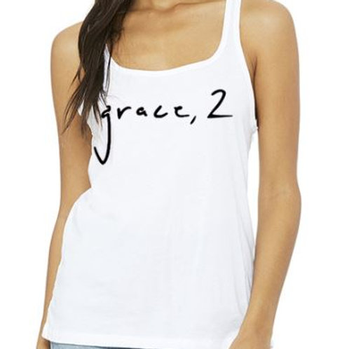 Grace, 2 Ladies Tank Top